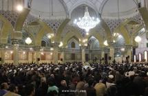 جشن بزرگ میلاد امام حسن عسکری علیهالسلام در مسجد مقدس امام حسن عسکری علیهالسلام