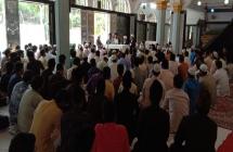 گزارش تصویری: اعزام هیاتی از دفتر مرجع عالیقدر حضرت ایت الله العظمی صافی گلپایگانی مدظله العالی به کشور هندوستان