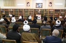 گزارش تصویری: آیین بازگشایی و افتتاح بخشهای جدبد کتابخانه حضرت آیتالله العظمی گلپایگانی