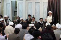 گزارش تصویری: گردهمائی مبلّغان اعزامی دفتر آیت الله العظمی صافی گلپایگانی به مناطق محروم در ماه مبارک رمضان