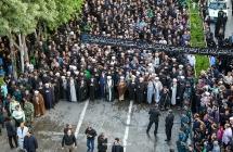 اجتماع عظیم عزاداران علوی علیهالسلام در مشهد مقدس به دعوت مرجع عالیقدر حضرت آیت الله العظمی صافی گلپایگانی